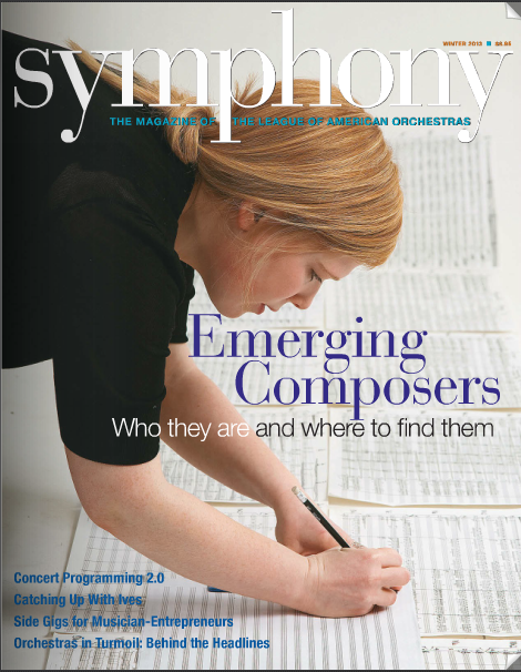 """Cover: <i>Symphony</i> Emerging Composers"""" width=""""470″ height=""""606″ class=""""alignnone size-full wp-image-151″ /></a><br /> <a href="""