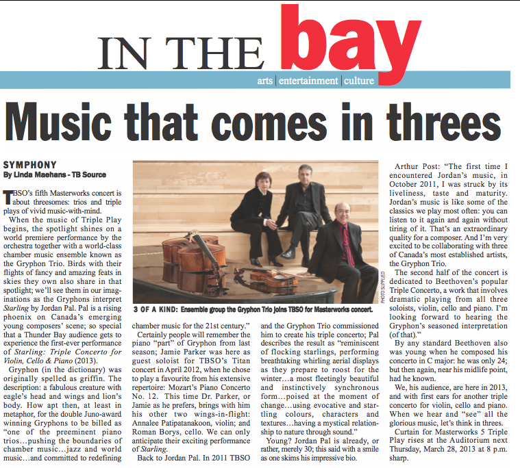 TBay Article